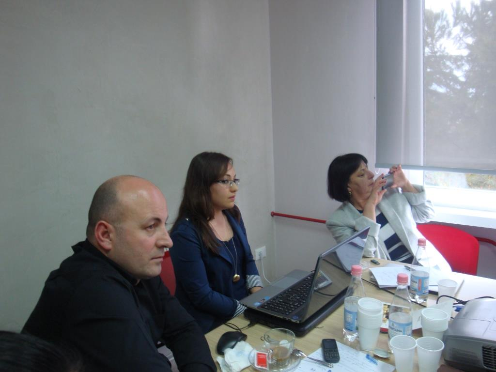 Technical Meeting on Building an Integrated web-based Influenza Information System, May 14th 2014