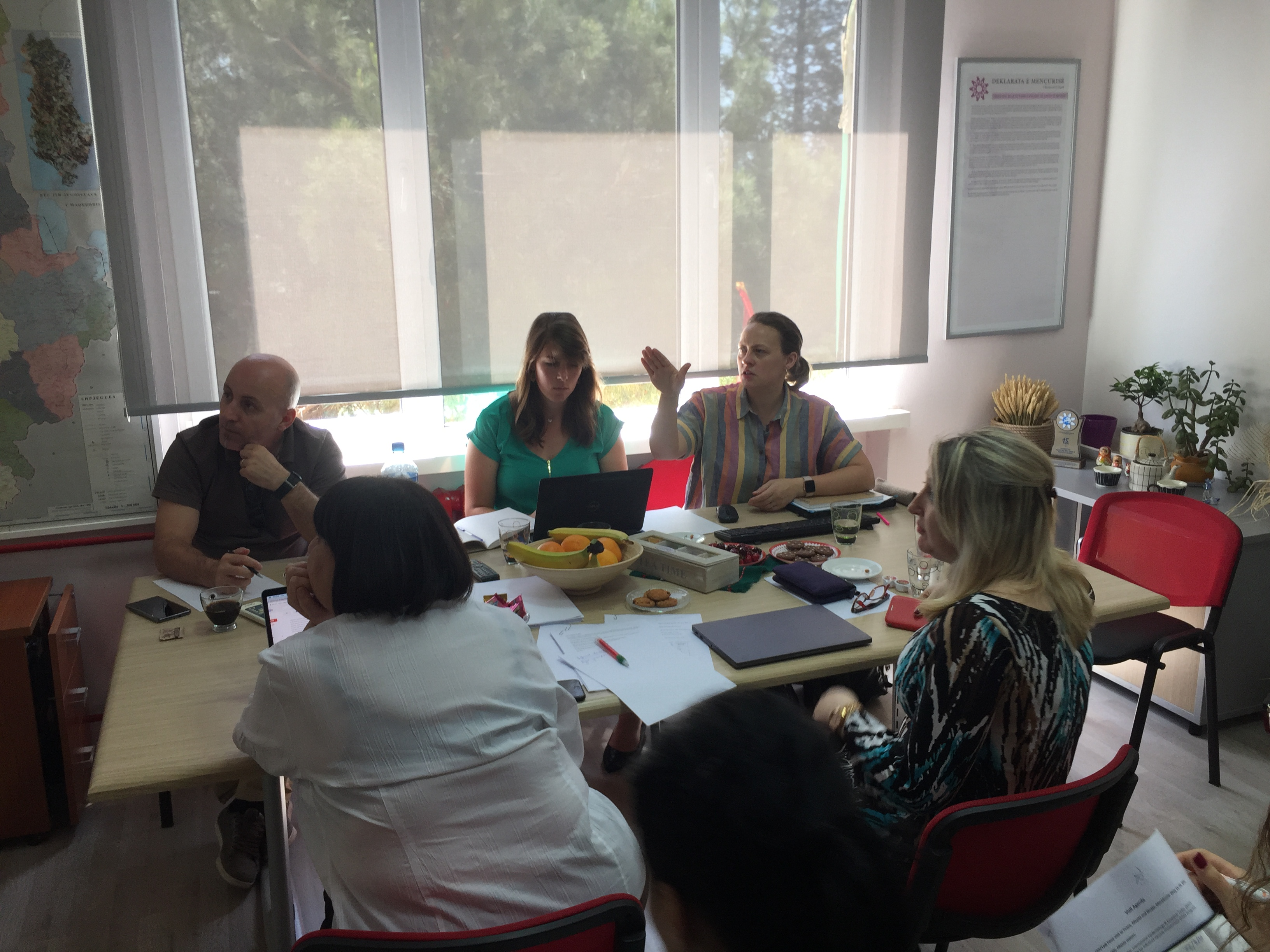 Meeting on IPH, 24 May 2018