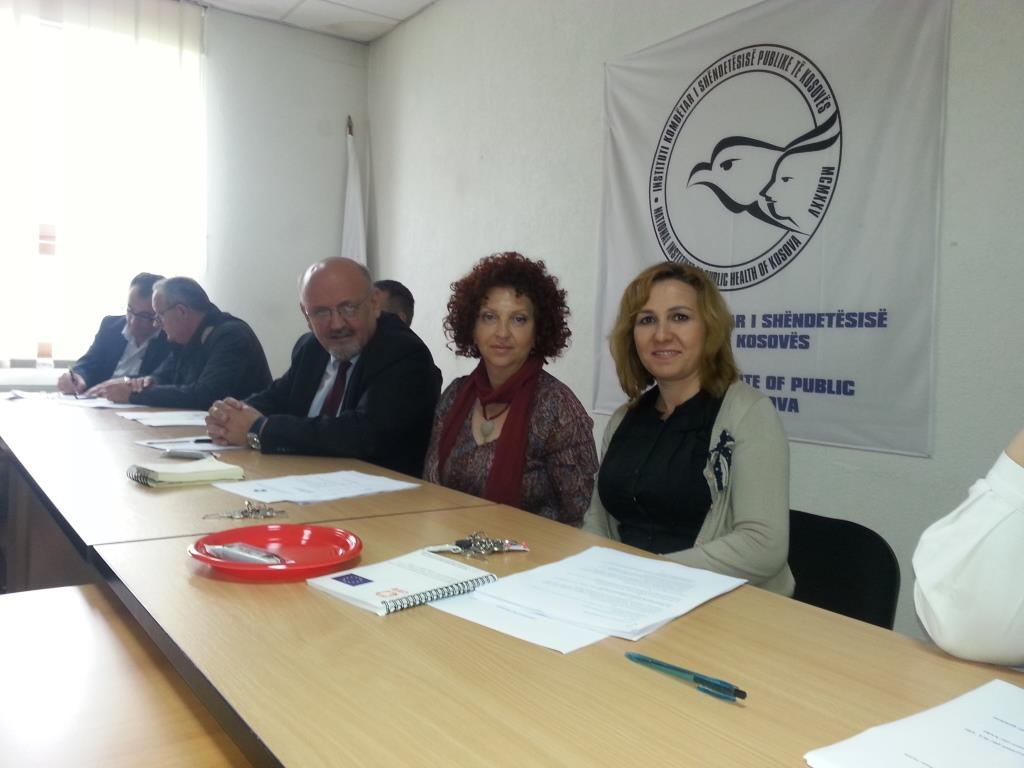 Kosovo*, Meeting of Sentinel Doctors, 20 May 2014