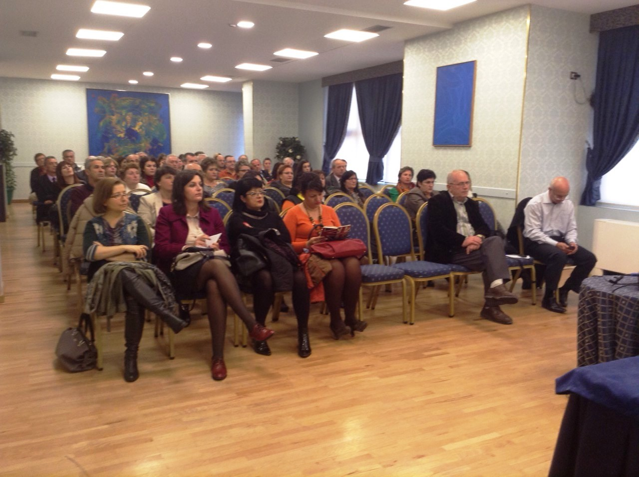 Albania, final meeting on the evaluation of the administration of multiple injectable vaccines in a single visit, 24 November 2015