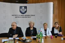 Serbia, Annual Influenza Meeting of Vet and IPH, 02 June 2016