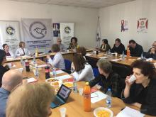 Training on Influenza surveillance, Kosovo*, 20-21 March 2017