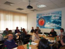 Workshop in Montenegro