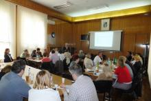Serbia, Annual Influenza Meeting of Vet and IPH, 3 June 2014
