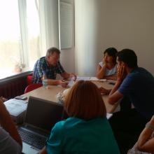 Meeting on Leishmaniasis web-based Communication Platform, Tirana, 8-9  September 2014