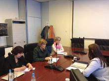 Mission of WHO and SECID and Workshop in Banja Luka, 12-13 March 2014