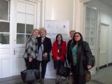 Study Visit on Influenza Surveillance in Romania 18-20 March 2014