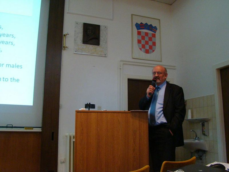 """First Expert Group Meeting """"The Assessment and Mitigation of Zoonosis in Southeast Europe – One Health Approach"""", the 14 - 15th of June 2013, Zagreb, Croatia"""