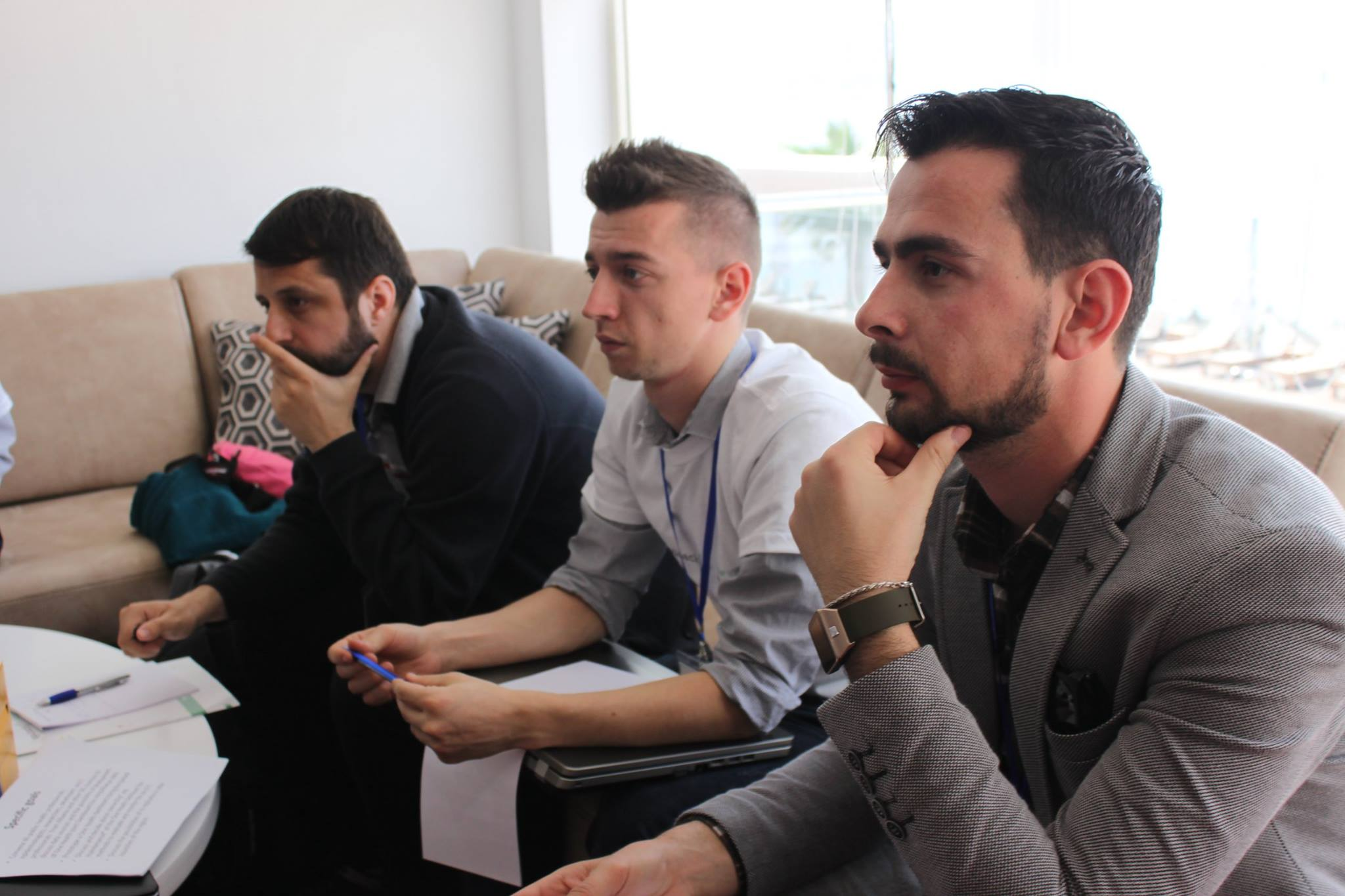 EPIHACK ALBANIA & Time to Detect and Time to Respond, 18-22 April 2016