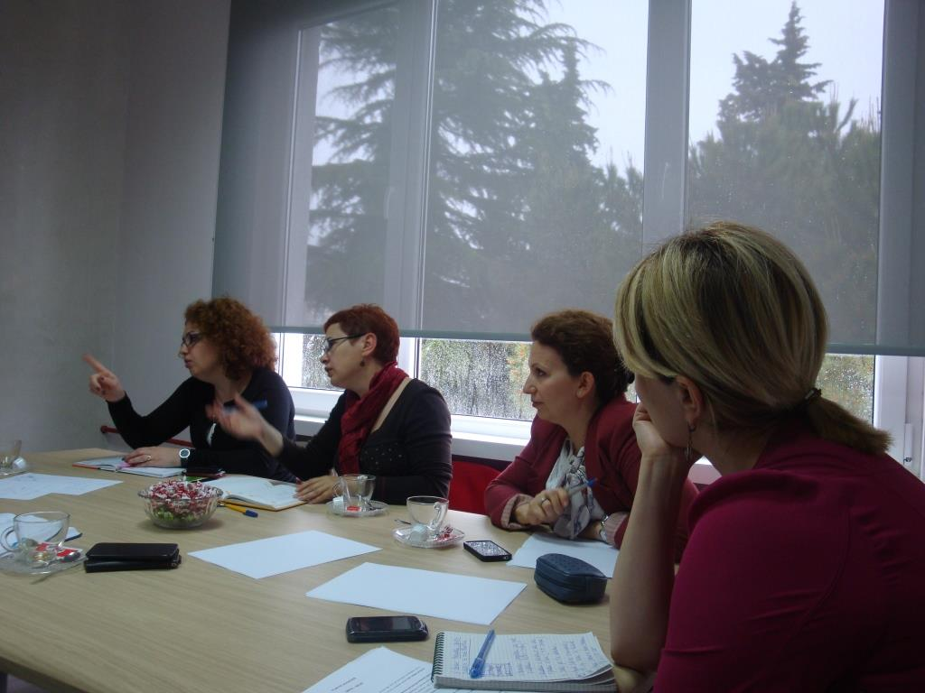 Working group Meeting, SECID Offices