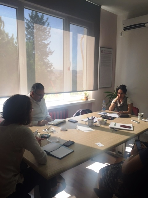 Albania Visit of the independent external evaluator of the Gates Foundation support to CORDS - 21-24 September 2015