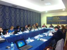 Towards Better Influenza Surveillance Systems-Meeting of SEE Countries, Tirana 20-21 November 2014