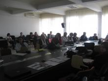 Sentinel ILI/SARI Training Workshops in Macedonia 16 May 2014