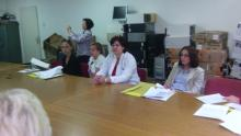 ILI/SARI sites training in the Republic of Macedonia  25 September 2014